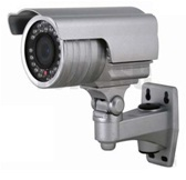30 Mtr Indoor/Outdoor Ir Camera