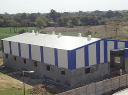 Industrial Metal Roofing Sheet