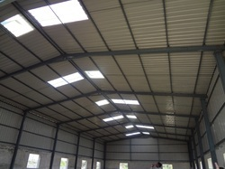 Low Maintenance Polycarbonate Roofing Sheet