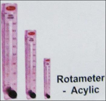 Rotameter Acrylic