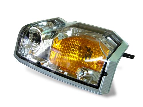 Precision Engineered Automotive Lamp