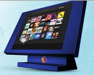 Touch Screen Flat Panel Monitor