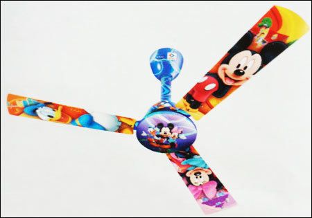 Ceiling fan mickey mouse md 01 in delhi delhi international traders ceiling fan mickey mouse md 01 in bhagirath palace aloadofball Images