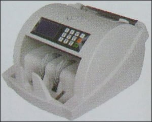 Loose Note Counter With Fake Note Detector