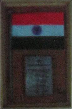 Nationa Anthem Flag