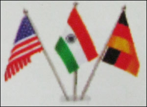 Tri-Stand Flag
