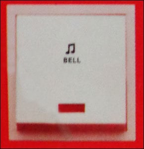 16 Amp Bell Push Switch With Indicator (As 08)