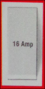 16 Amp One Way Super Switch