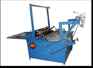 Polythene Bags Cutting Machine