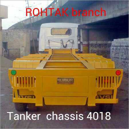 Tanker Chassis in   Hisar Road