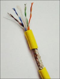 Cat 6e Braided Sftp Cable