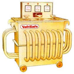 Industrial Manual Voltage Stabilizer