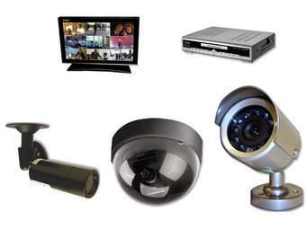 Outdoor Surveillance Cameras in  Hari Nagar