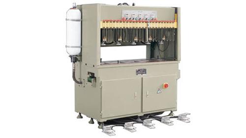 Multi-Cylinder Hydraulic Punching Machine Kt-373e