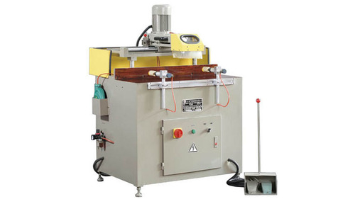 Semi-Automatic Single Axis Copy Router In Heavy Duty Kt-393d