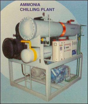 Ammonia Chilling Plant