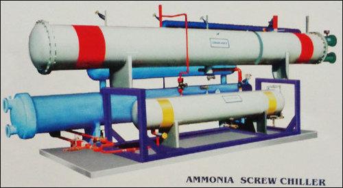 Ammonia Screw Chiller