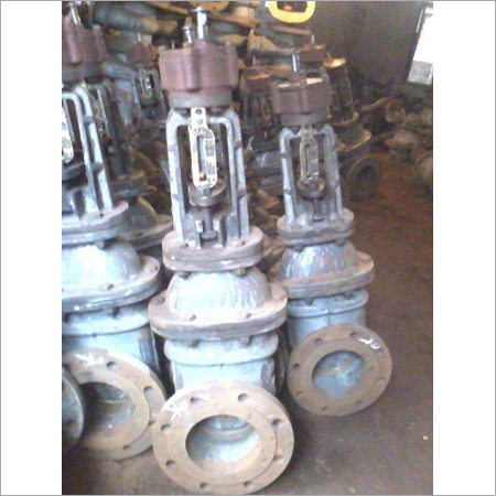 Gear Box Gate Valve