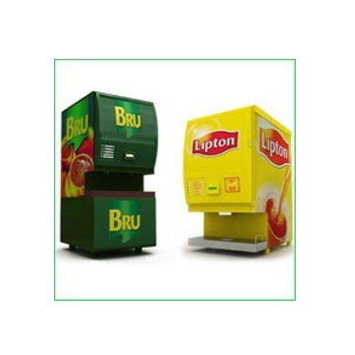 Auto Tea Coffee Vending Machines At