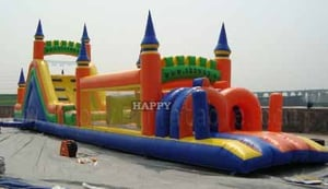 Inflatable Obstacle Course (OB-001)