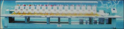 Full Computerised Embroidery Machine (F 912)