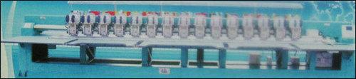 Full Computerised Embroidery Machine (P 915)