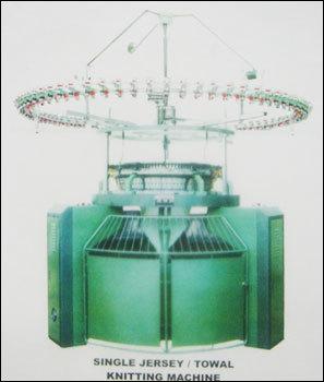 Single Jersey Knitting Machine