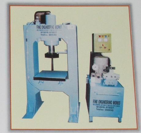 Automatic Hydraulic Paver Moulds Machine