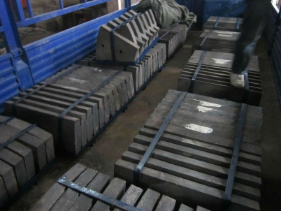 DF104 Shell Liners for Ball Mills
