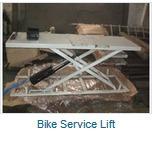 Bike Service Lift