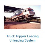 Hydraulic Truck Tippler