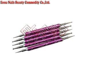 Nail Art Dotting Tool For Manicure