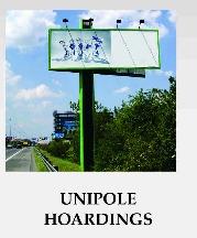 Unipole Hoarding