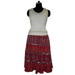 Animal Printed Skirts