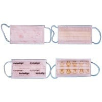 3 Ply With Printing Disposable Surgical Mask
