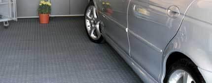 Antiskid Embossed Flooring