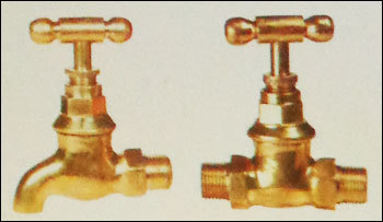 Brass Bib Tap And Stop Valves