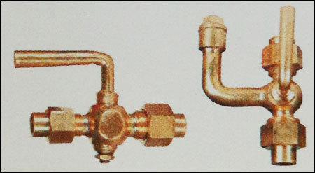 Bronze Pressure Gauge Cock
