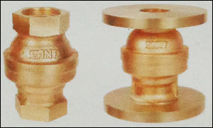 Bronze Vertical Check Valves