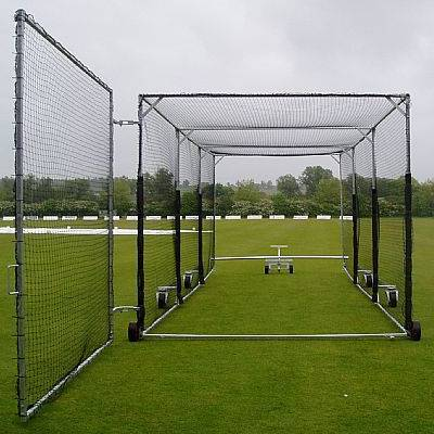 Cricket Net in  New Area