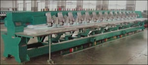 4 In 1 Mixed Embroidery Machine
