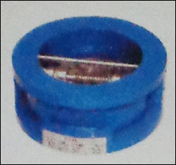 Cast Iron Wafer Type Dual Plate Check Valve