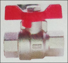 Forged Brass Ball Valves With T Handle