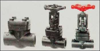 Forged Carbon Steel Gate Valve