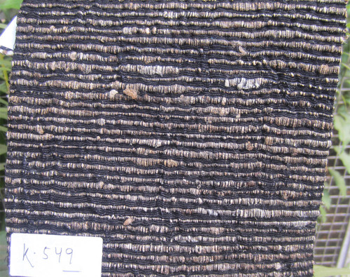 Blackout Tussar Silk Fabric