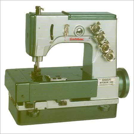Hdpe Woven Bag Sewing Machine