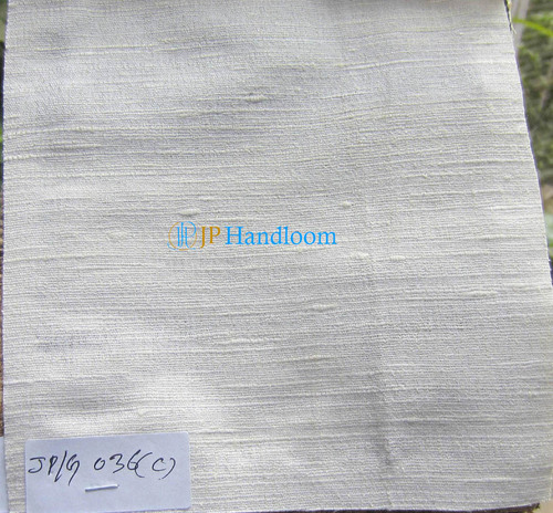 Tussar Silk Cotton Fabric