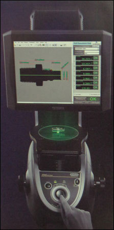 Image Dimension Measurement System