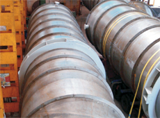 Stainless Steel Absorber Columns