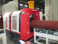 Pipe Spool Fabrication Beveling Machine